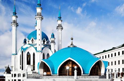 Ilustrasi majelis di masjid