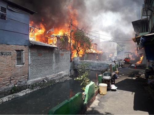 Kebakaran Taman Sari