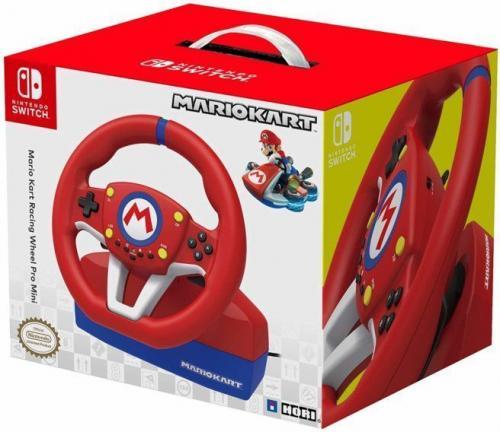 Hori akan meluncurkan Mario Kart Racing Wheel di Amerika Serikat (AS) pada November tahun ini.