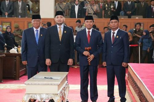 Ketua DPRD Jambi Edi Purwanto (Foto : Istimewa)
