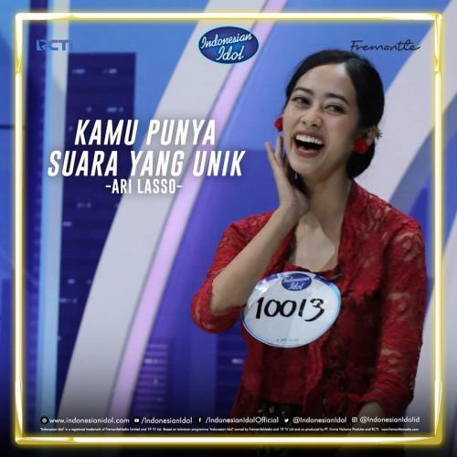Indah Yunita menjadi salah satu peserta audisi yang mendapatkan Golden Ticket dari para juri Indonesian Idol. (Foto: Instagram/@indonesianidolid)