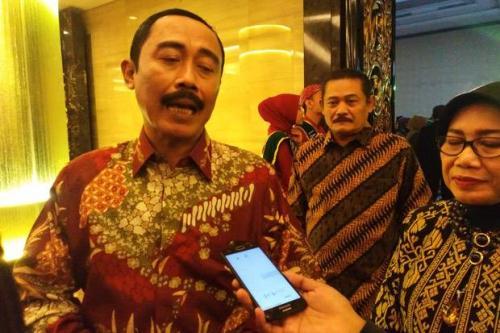 Sekjen Kemendagri Hadi Prabowo. (Dok Sindonews)