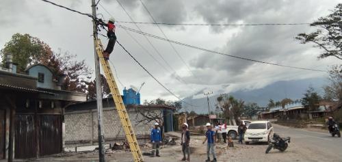 Listrik di Wamena