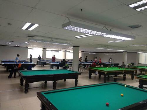 Pelatnas Biliar Indonesia