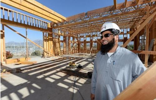 Masjid di Utah