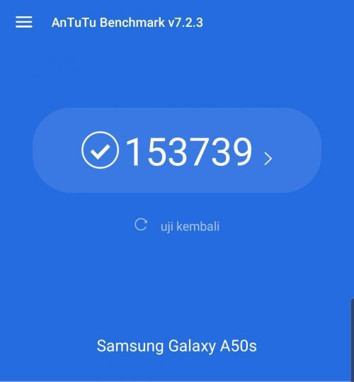 Review Samsung Galaxy A50s dengan Fitur NFC dan Tiga Kamera