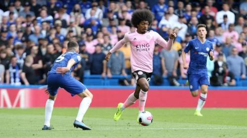 Hamza Choudhury menjadi korban tindakan rasisme di media sosial (Foto: Leicester City)
