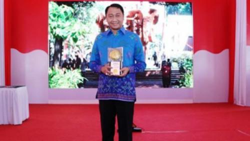 Bupati Lampung Utara Agung Ilmu Mangkunegara. (Foto: lampungutarakab.go.id)