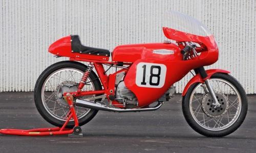 Harley Davidson race bike