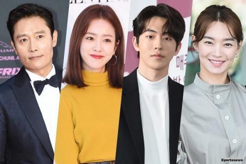 Lee Byung Hun, Han Ji Min, Nam Joo Hyuk, dan Shin Min Ah