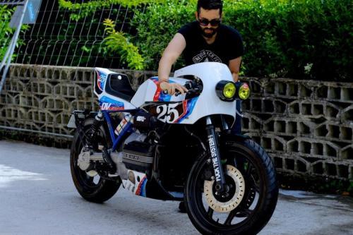 Motor klasik BMW