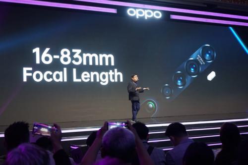 Oppo Indonesia kembali meluncurkan ponsel terbarunya dari seri Reno.