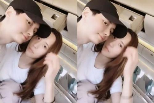 Han Seo Hee dan Jung Da Eun