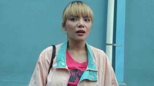 Dinar Candy sebut somasi Bebby Fey salah alamat. (Foto: Okezone/Vania Ika Aldida)