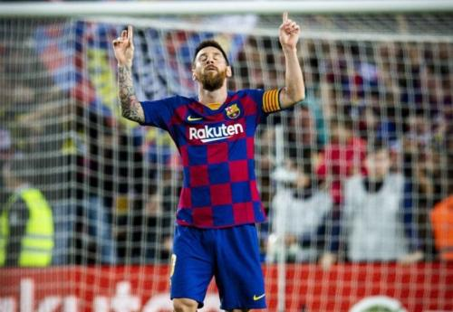 Lionel Messi (Foto: Twitter/@FCBarcelona)