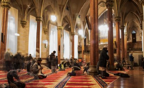 Masjid yang awalnya dari gereja