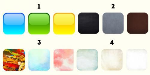 Manakah grup dari warna yang paling kamu sukai?