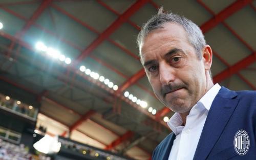 Marco Giampaolo (Foto: AC Milan)