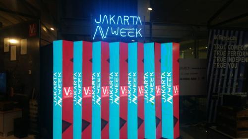 Event ini digelar dari tanggal 9-11 Oktober 2019 di The Kasablanka Hall, Mall Kota Kasablanka Jakarta.
