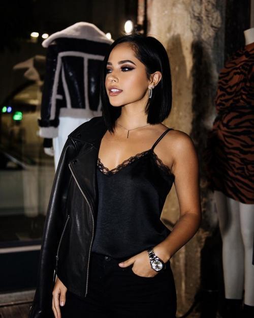 Becky G akan menjadi host MTV EMA 2019 di Seville, Spanyol. (Foto: Instagram/@iambeckyg)