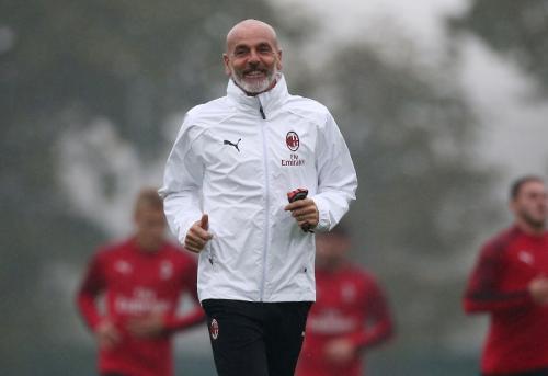 Stefano Pioli (Foto: Laman resmi AC Milan)