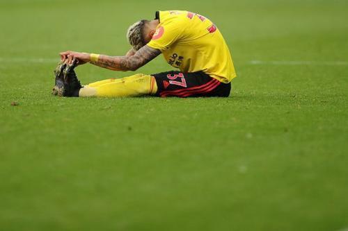 Watford kian terpuruk di klasemen Liga Inggris