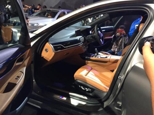 BMW Seri 7