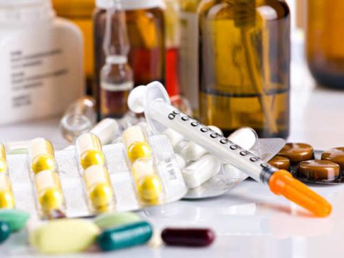 produk farmasi banyak