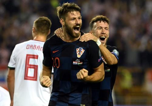 Kroasia vs Hungaria (Foto: UEFA)