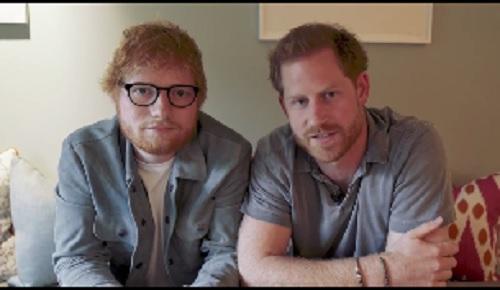 Pangeran Harry dan Ed