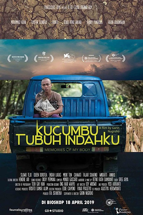 Garin Nugroho tak berharap Kucumbu Tubuh Indahku menembus Oscar. (Foto: Fourcolours Film)