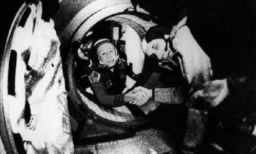 Alexei Leonov, astronot pertama yang melakukan spacewalk meninggal dunia
