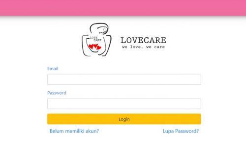 Aplikasi Lovecare Bantu Hubungkan Pasien dengan Perawat Profesional