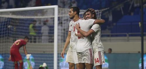 Timnas UEA vs Indonesia