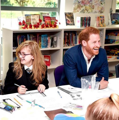 Pangeran Harry kampanye