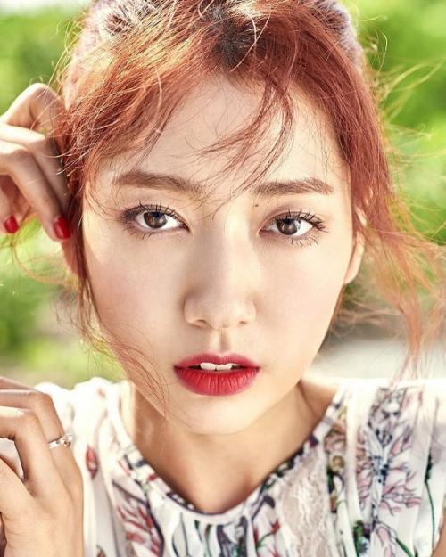 Park Shin Hye berharap bisa menggelar fanmeeting di Jakarta. (Foto: In Style Korea)