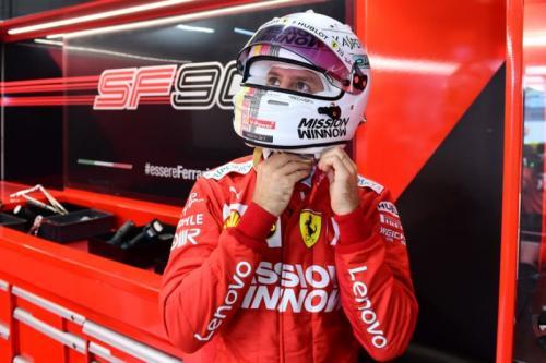 Sebastian Vettel berharap dapat menang di F1 GP Meksiko 2019 (Foto: Scuderia Ferrari)