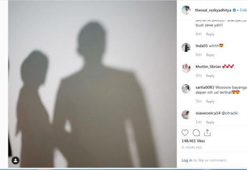 Instagram Rezky