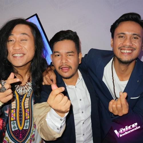 Episode 14 babak Knockput The Voice Indonesia 2019 dari tim Titi DJ. (Foto: Instagram/@thevoicegtv)