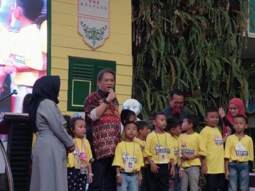 World Robotic Explorer Ajarkan Teknologi Coding Robot untuk Pelajar di Jakarta