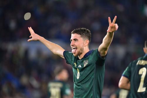 Italia vs Yunani (Foto: UEFA)
