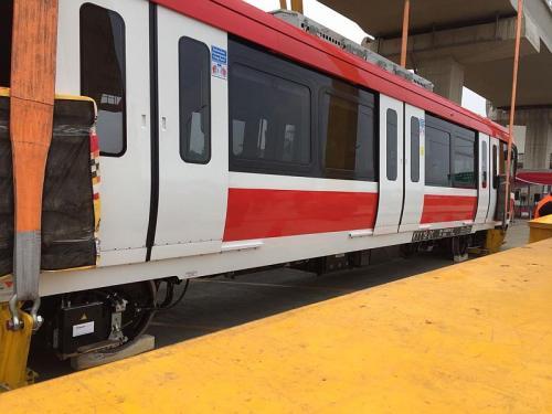 Kereta LRT Jabodebek
