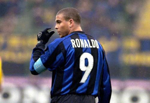 Luiz Ronaldo saat masih berseragam Inter Milan