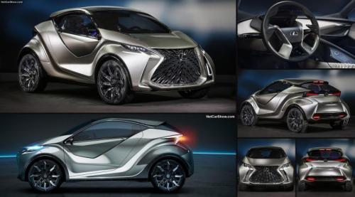 mobil konsep lexus