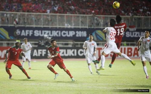 Timnas Indonesia menjamu Vietnam terakhir kali pada Piala AFF 2016 (Foto: AFF)