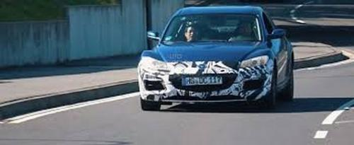 Mazda bermesin rotary