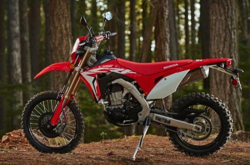 Motor Trail KLX 450