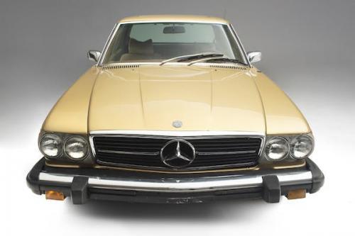 Mercedes Benz Elvis