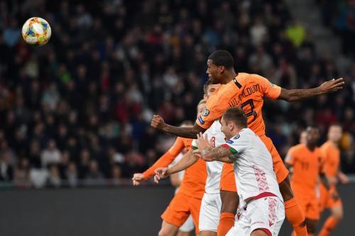 Timnas Belanda vs Belarusia