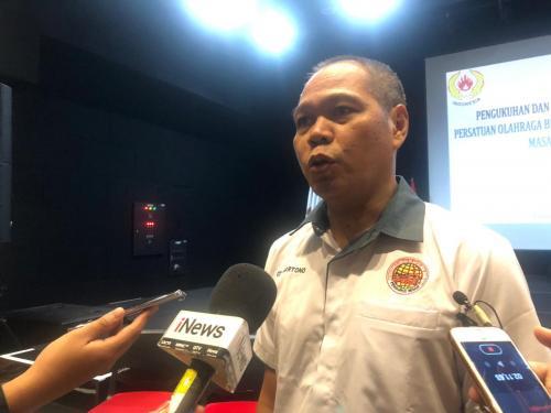 Pelatih Timnas Biliar Indonesia, Edy Hartono (Foto: Djanti Virantika/Okezone)